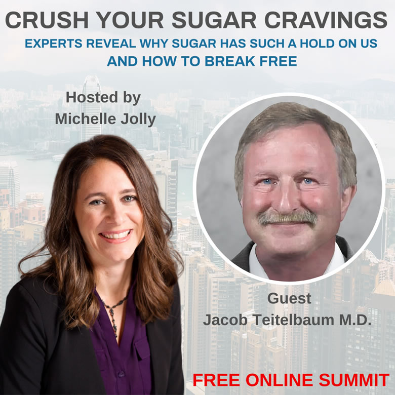 Crush Your Sugar Cravings Summit