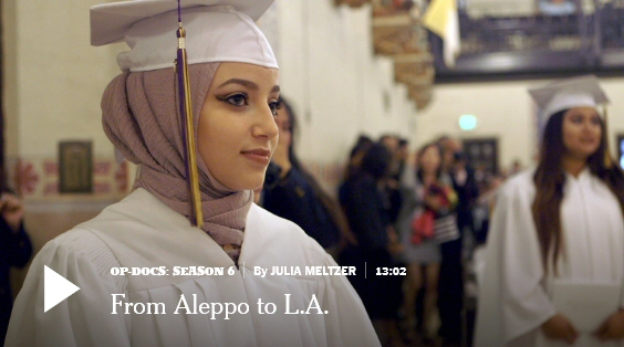 From Aleppo to L.A.