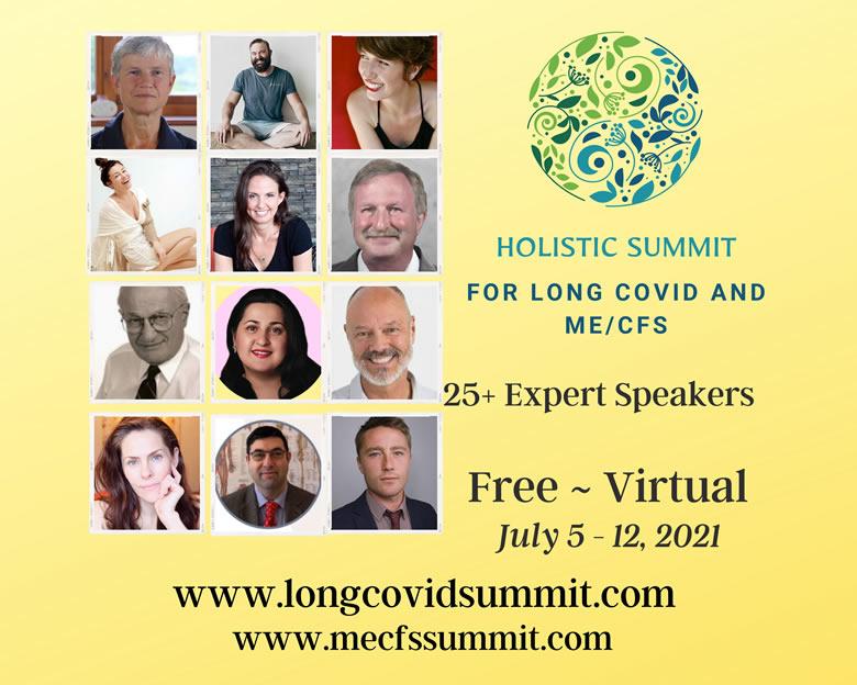 FREE Long COVID & ME/CFS Virtual Summit
