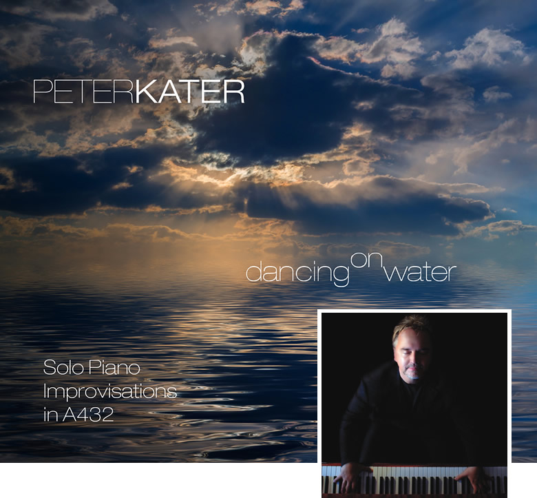 Peter Kater's Dancing on Water CD