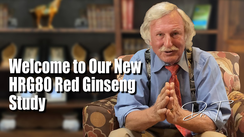 Welcome to the Red Ginseng Study
