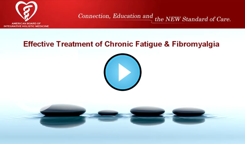 Educational Videos on CFS, Fibromyalgia